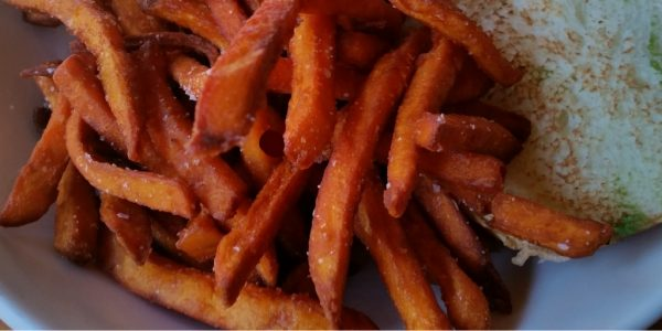 Cooking with Teresa Online Cookbook & Meal Planner Baked Sweet Potato Fries