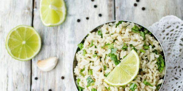 Cooking with Teresa Online Cookbook & Meal Planner Cilantro Lime Rice