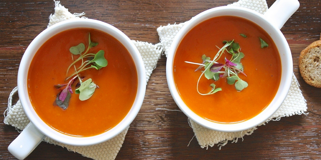 Cooking with Teresa Online Cookbook & Meal Planner Creamy Tomato Soup