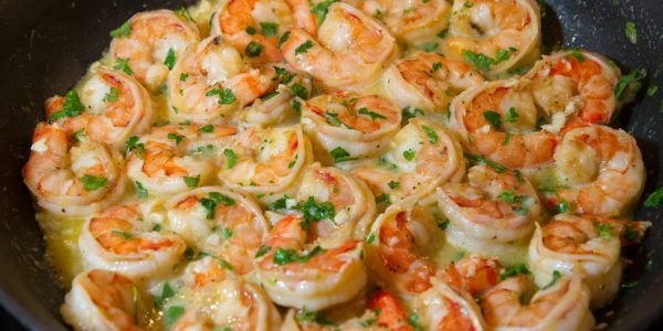 Cooking with Teresa Online Cookbook & Meal Planner Garlic Butter Shrimp