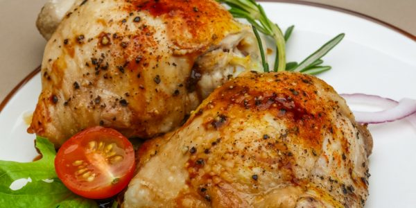 Cooking with Teresa Online Cookbook & Meal Planner Lemon Rosemary Chicken