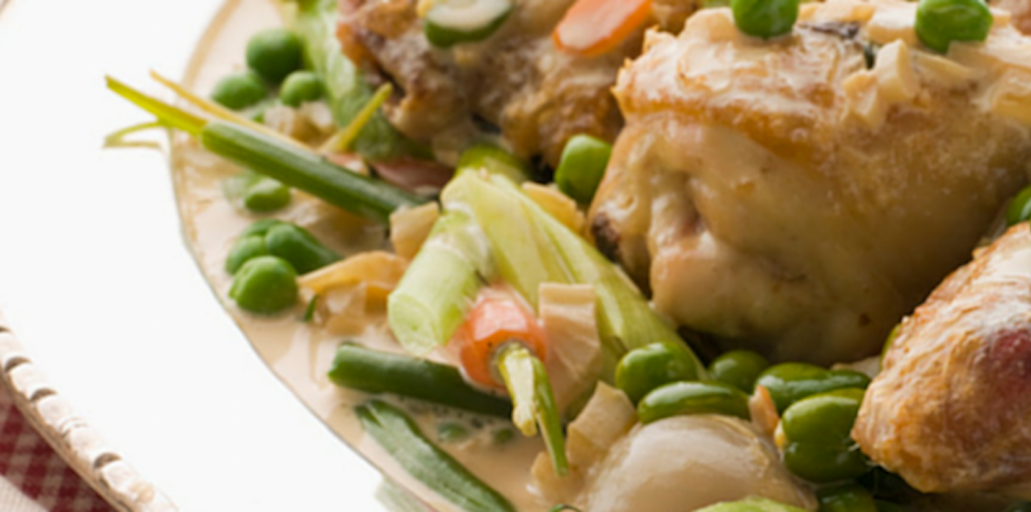 Saucy Dijon Chicken ~ Cooking with Teresa Online Cookbook & Meal Planner