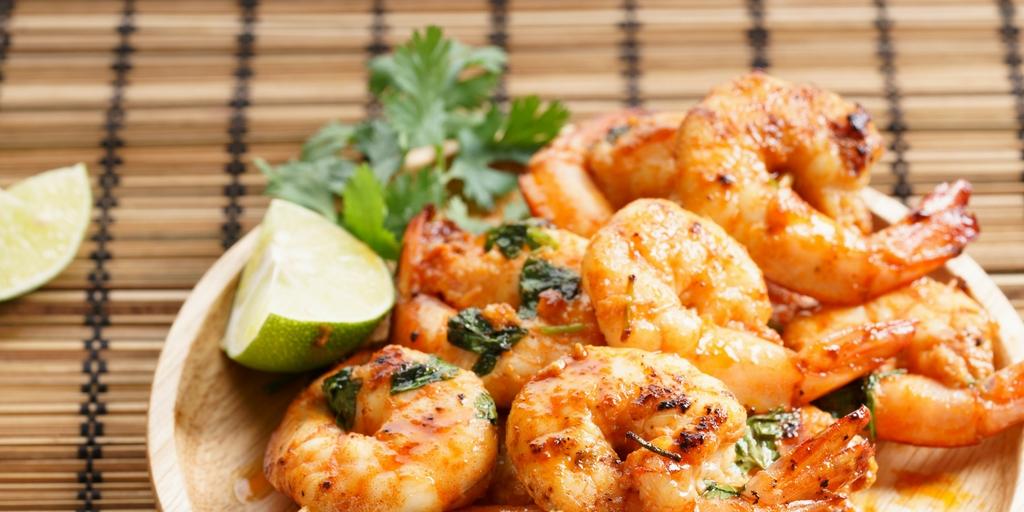 Cooking with Teresa Online Cookbook & Meal Planner Sriracha Shrimp
