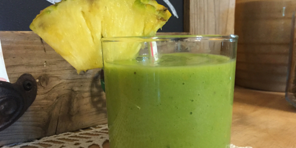 Cooking with Teresa Online Cookbook & Meal Planner Tropical Green Smoothie