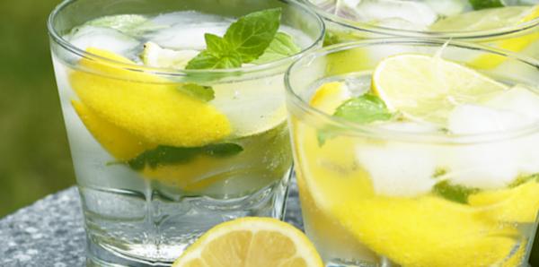 Cooking with Teresa Online Cookbook & Meal Planner Grown Up Lemonade