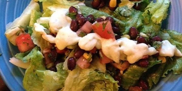 Cooking with Teresa Online Cookbook & Meal Planner Avocado Black Bean Salad