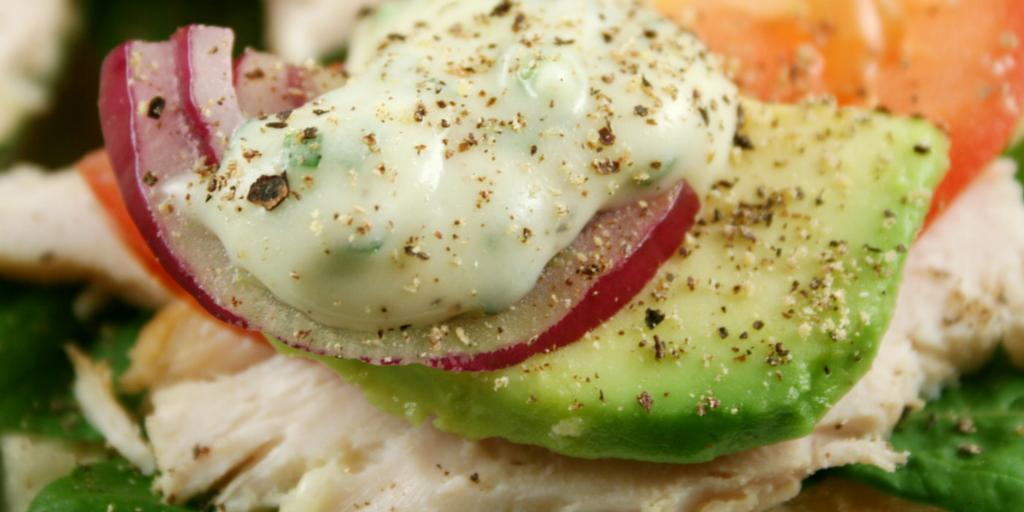 Cooking with Teresa Online Cookbook & Meal Planner Avocado Chicken Wraps