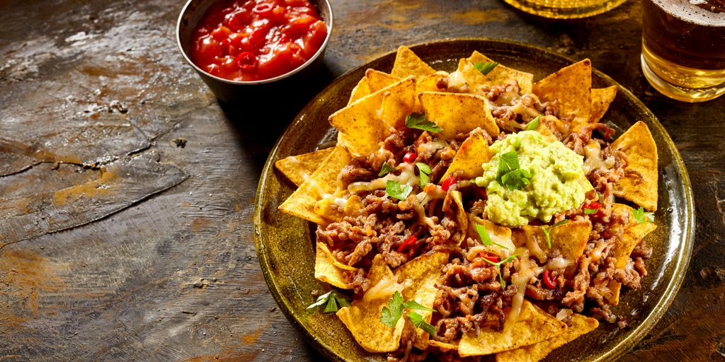Cooking with Teresa Online Cookbook & Meal Planner Beef Nachos