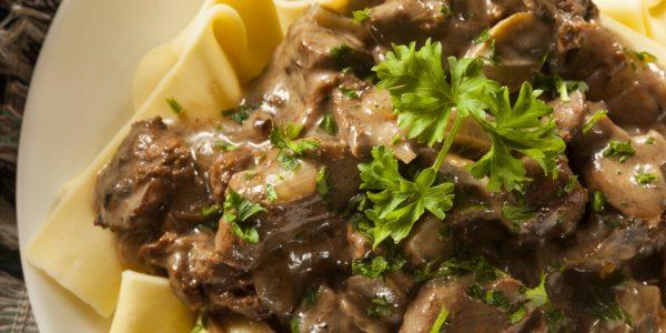Cooking with Teresa Online Cookbook & Meal Planner Beef Noodles