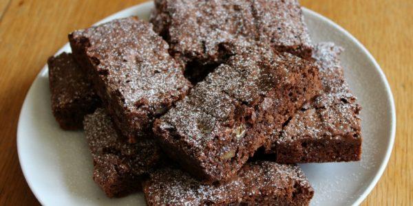 Cooking with Teresa Online Cookbook & Meal Planner Black Bean Brownies