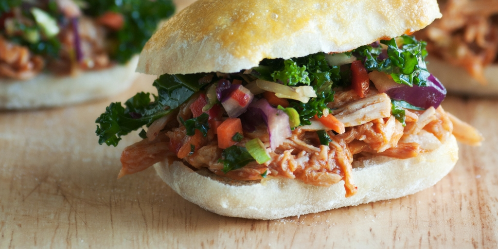 Quick & Easy Buffalo Chicken Sliders ~ Cooking with Teresa Online Cookbook & Meal Planner