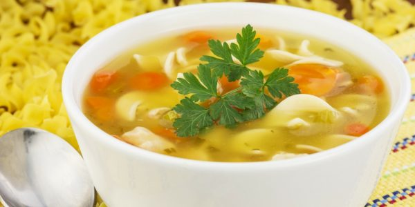 Cooking with Teresa Online Cookbook & Meal Planner Chicken Noodle Soup