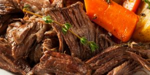 Cooking with Teresa Online Cookbook & Meal Planner Classic Beef Onion Pot Roast