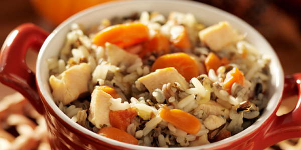 Cooking with Teresa Online Cookbook & Meal Planner Creamy Chicken Wild Rice soup