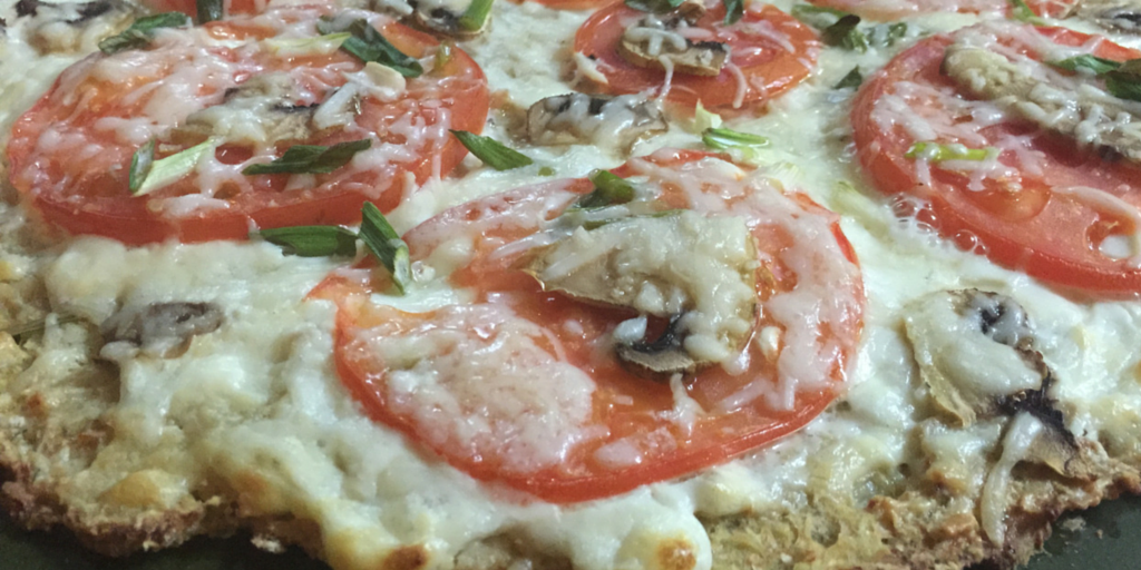 Farmer's Market Pizza ~ Cooking with Teresa Online Cookbook & Meal Planner