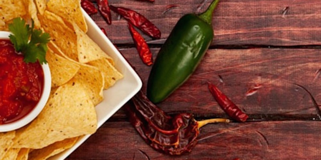 Cooking with Teresa Online Cookbook & Meal Planner Fire Roasted Salsa
