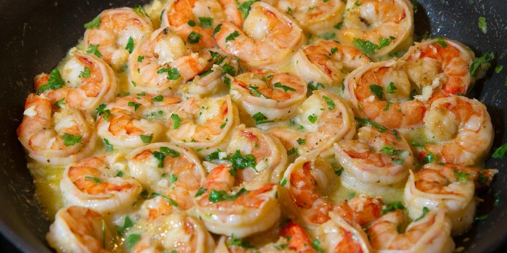 Cooking with Teresa Online Cookbook & Meal Planner Garlic Butter Shrimp
