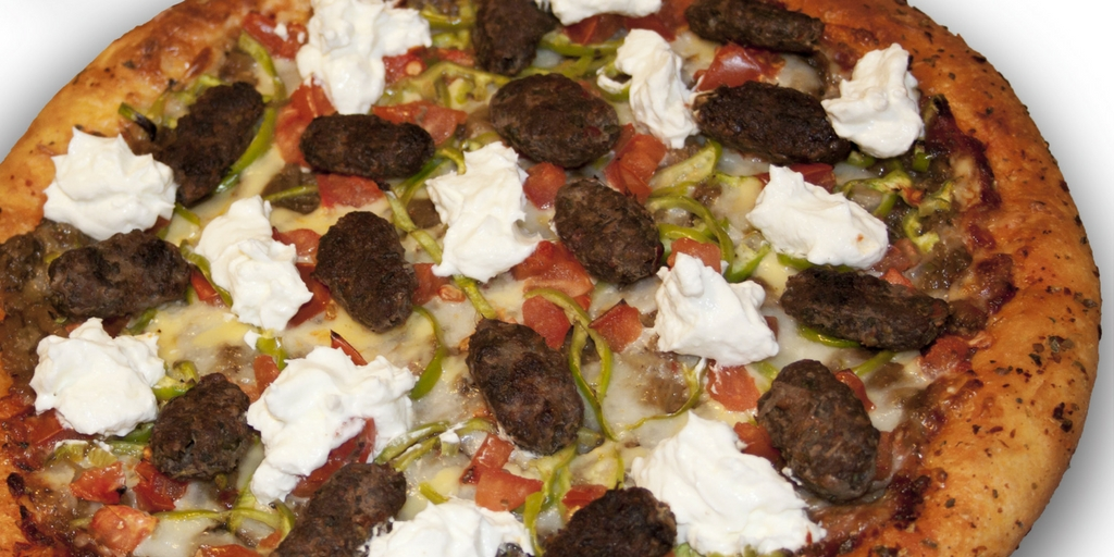 Cooking with Teresa Online Cookbook & Meal Planner Meatball Pizza