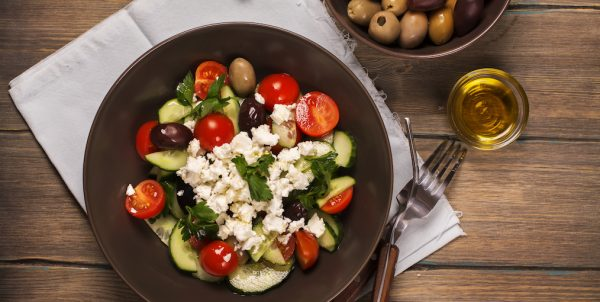 Cooking with Teresa Online Cookbook & Meal Planner Mediterranean Salad