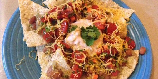 Cooking with Teresa Online Cookbook & Meal Planner Pinto Bean Nachos