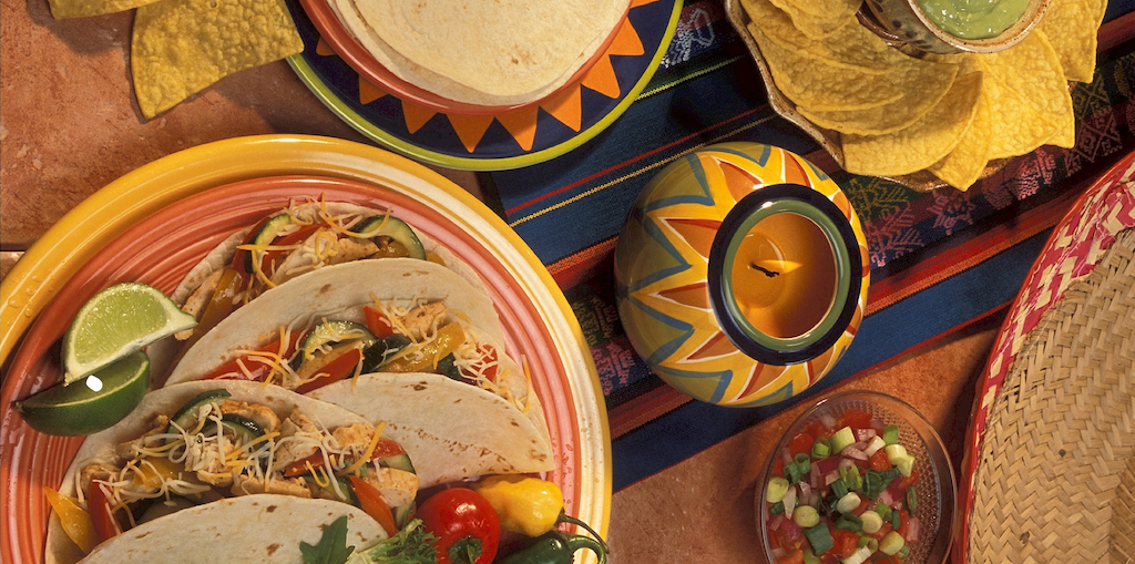 Cooking with Teresa Online Cookbook & Meal Planner Quick Easy Chicken Tacos