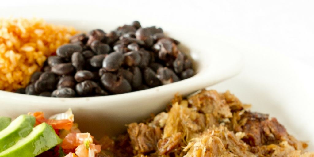 Cooking with Teresa Online Cookbook & Meal Planner Quick & Easy Cuban Black Beans