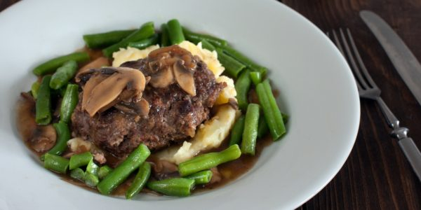 Cooking with Teresa Online Cookbook & Meal Planner Salisbury Steak