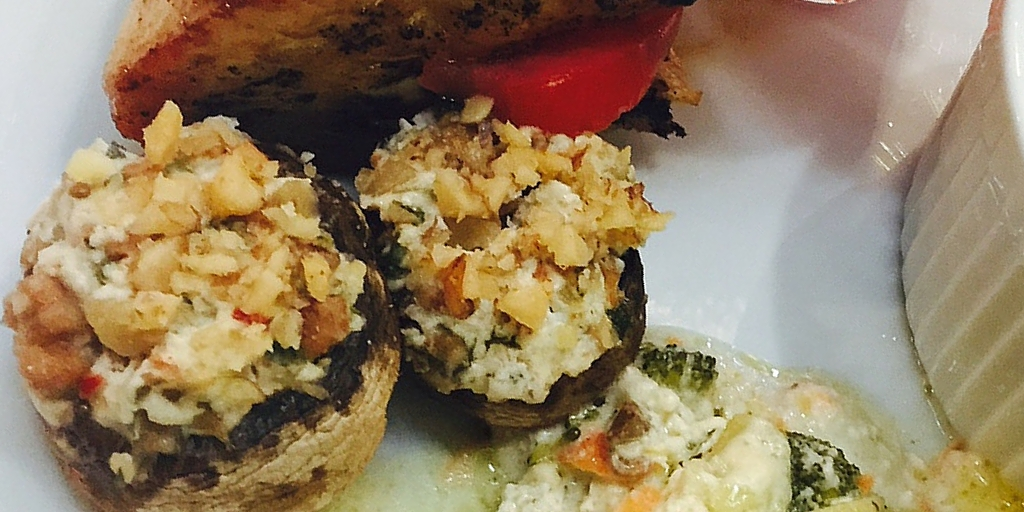 Cooking with Teresa Online Cookbook & Meal Planner Sausage Stuffed Mushrooms