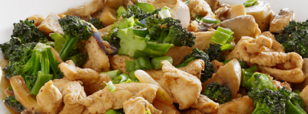 Cooking with Teresa Online Cookbook & Meal Planner Sesame Chicken Broccoli