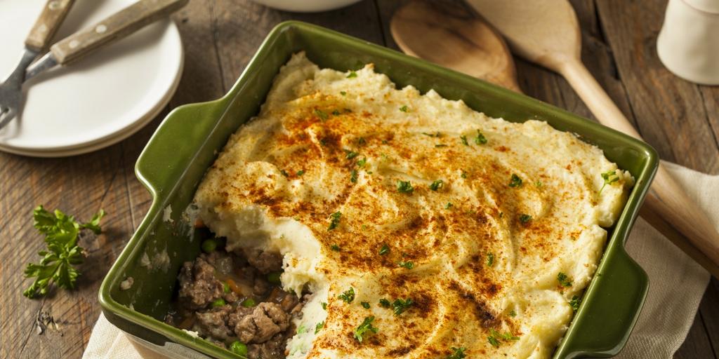 Cooking with Teresa Online Cookbook & Meal Planner Shepherds Pie