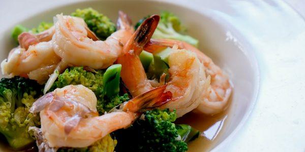 Cooking with Teresa Online Cookbook & Meal Planner Shrimp Broccoli